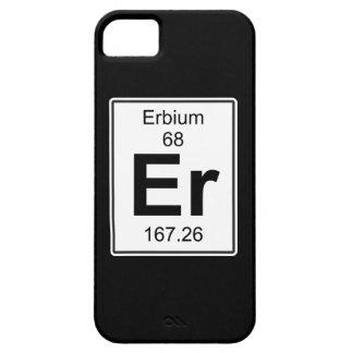 Er - Erbium iPhone SE/5/5s Case