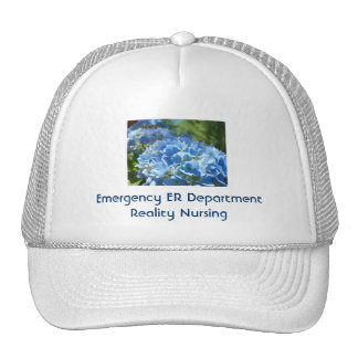 ER hats Nursing units Nurses team hat custom