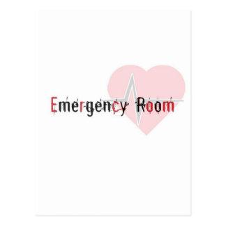 ER logo Post Cards
