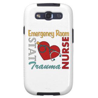 ER Nurse Samsung Galaxy S3 Case