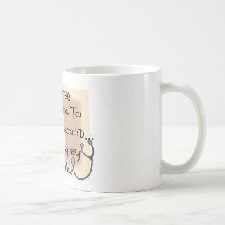 er nurse COME TO MY PLAYGROUND MY RULES Coffee Mug