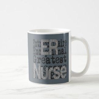 ER Nurse Extraordinaire Coffee Mug