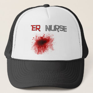 ER  Nurse Funny T-Shirts & Gifts Trucker Hat