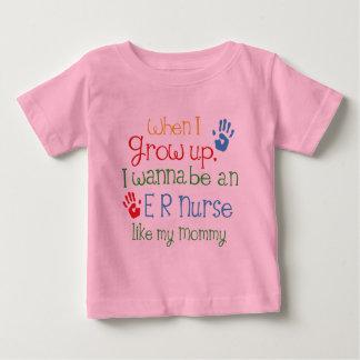 Er Nurse (Future) Like My Mommy Shirt