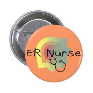 ER Nurse Gifts Button