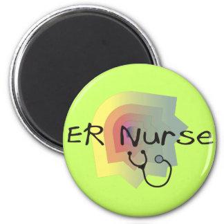 ER Nurse Gifts Magnet