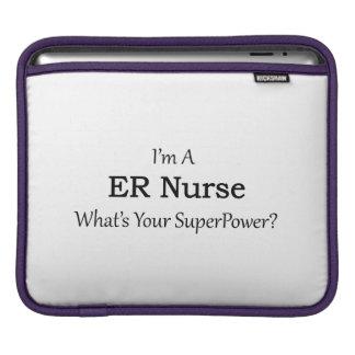 ER Nurse Sleeve For iPads