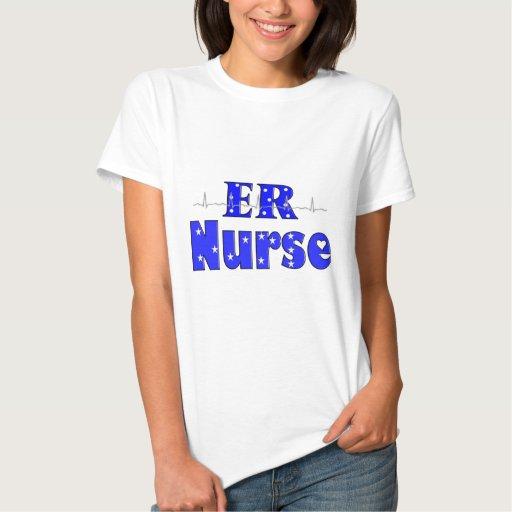 ER Nurse T-Shirt Cardiac Rhythm Design T-Shirt, Hoodie, Sweatshirt