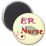 ER Nurse T-shirts & Gifts Fridge Magnet