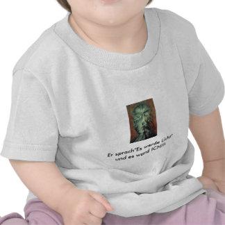 """¡Er sprach """" sala ICH del es del und de Licht del Camisetas"""
