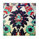 Era antigua turca decorativa tradicional del otoma azulejo ceramica