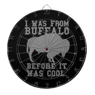 Era búfalo antes de que fuera fresco