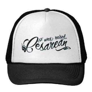 Era cesariano aumentado gorras de camionero