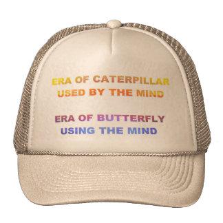 Era de la mariposa gorras