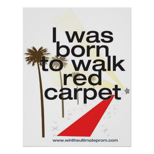 Era el paseo nacido 2 el poster de la alfombra roj
