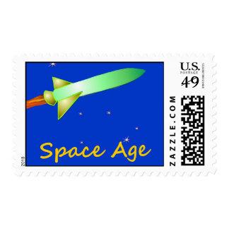 Era espacial sello