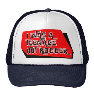 Era un casquillo caliente de Rodder del monstruo a Gorro De Camionero