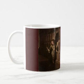 """""""Era una taza de la noche oscura y stromy"""""""