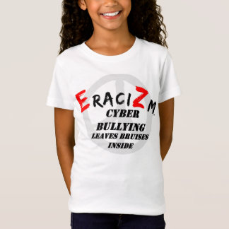 Eracizm Cyber Bullying - leaves bruises inside T-Shirt