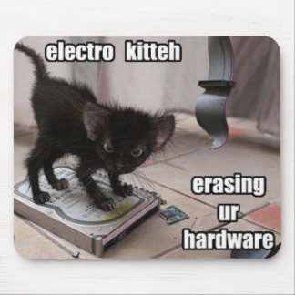 erase kitty mouse pad