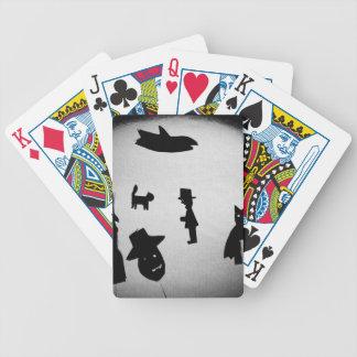 Érase una vez baraja cartas de poker