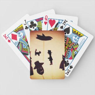 Érase una vez barajas de cartas