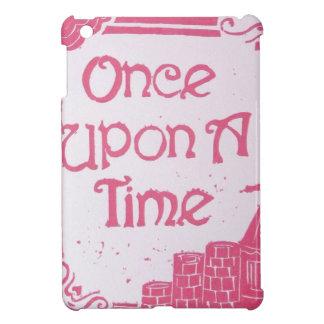 Érase una vez, caso rosado del iPad