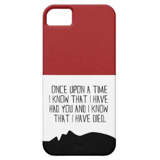 Érase una vez colección iPhone 5 carcasas