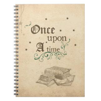 Érase una vez cuaderno