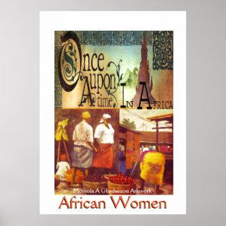 Érase una vez en África (Mojisola un Gbadamosi) Póster