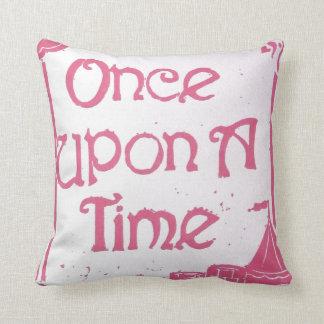 Érase una vez en almohada rosada