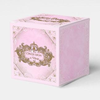 Érase una vez princesa caja para regalos