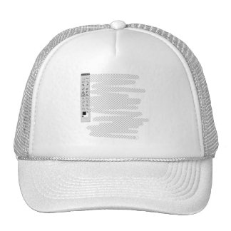 Erase Your Own Shirt Trucker Hat
