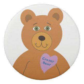 Eraser Bear