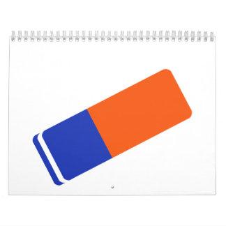 Eraser Calendar