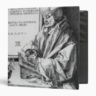 "Erasmo de Rotterdam, 1526 Carpeta 1 1/2"""