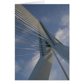 Erasmus Bridge, Rotterdam Card