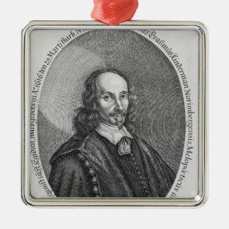 Erasmus Kindermann de Juan Adorno Cuadrado Plateado