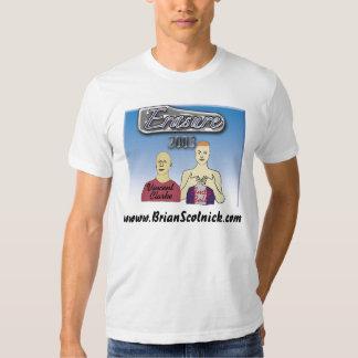 Erasure 2003 artwork shirt
