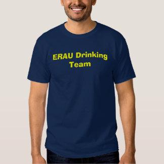 ERAU Drinking Team Tee Shirt
