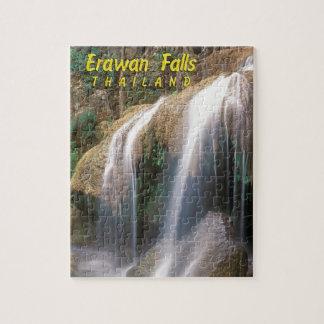 Erawan Falls, Thailand Puzzles