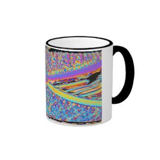 Erbium under the microscope ringer coffee mug