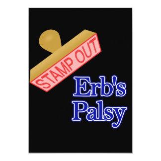 Erb's Palsy Card