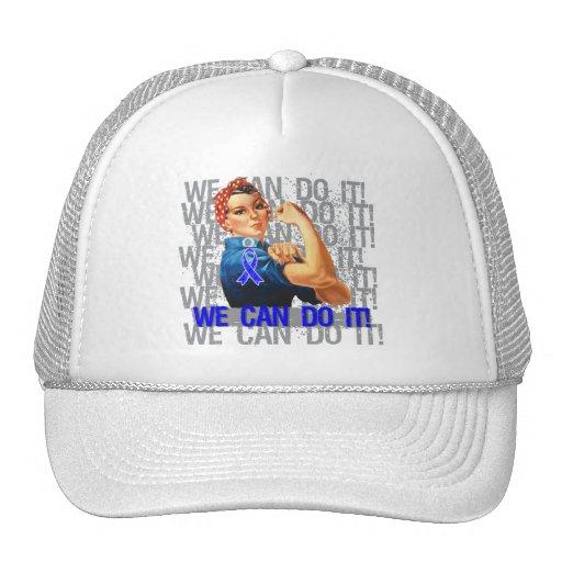 Erb's Palsy Rosie WE CAN DO IT Trucker Hat