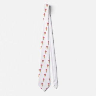 erdbeere eiscreme crema hielo erdbeereis ice cream corbata personalizada