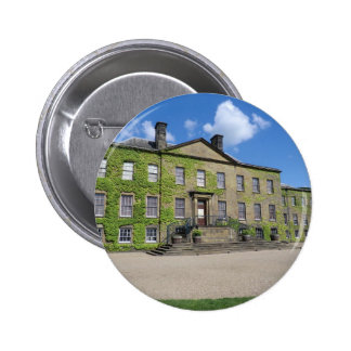 Erddig Hall in Wales Pinback Buttons