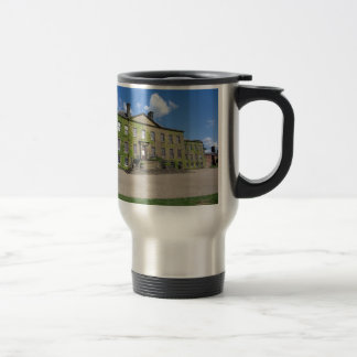 Erddig Hall in Wales Travel Mug