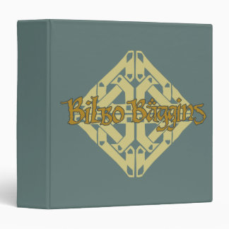 Erebor - BILBO BAGGINS™ Name Binder