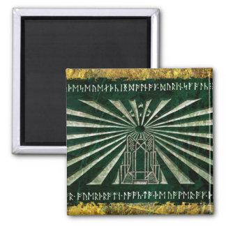 Erebor Graphic Magnet