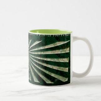 Erebor Graphic Two-Tone Coffee Mug